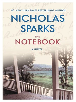 Click this cover for a(n) eBook sample of The Notebook.