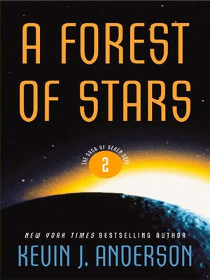 Click this cover for a(n) eBook sample of A Forest of Stars.