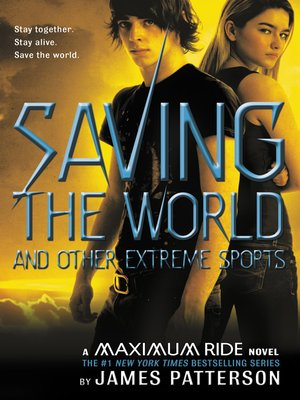 Click this cover for a(n) eBook sample of Saving the World and Other Extreme Sports.