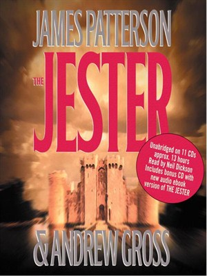 Click this cover for a(n) Audiobook sample of The Jester.