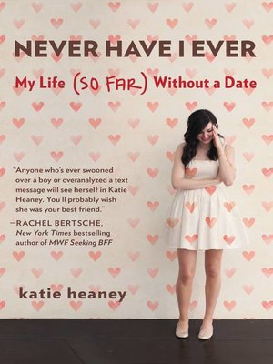 Click this cover for a(n) eBook sample of Never Have I Ever
