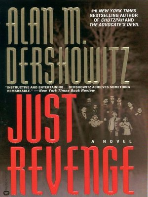 Cover of Just Revenge