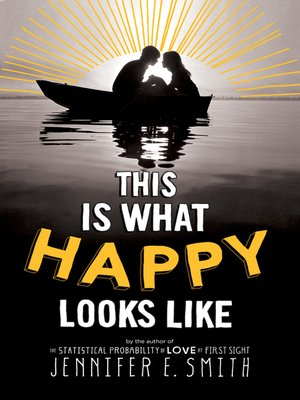 Click this cover for a(n) eBook sample of This is What Happy Looks Like
