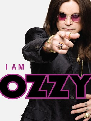 Click this cover for a(n) eBook sample of I Am Ozzy