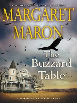 Cover of The Buzzard Table
