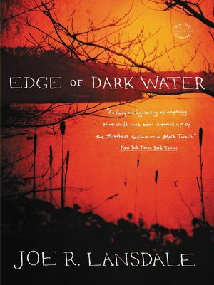 Click this cover for a(n) eBook sample of Edge of Dark Water