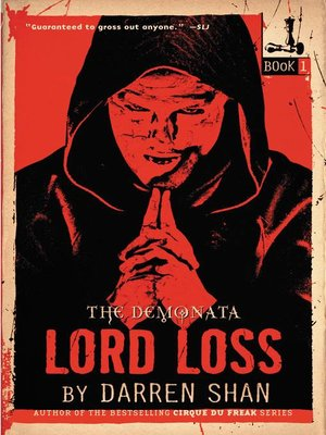 Click this cover for a(n) eBook sample of Lord Loss.