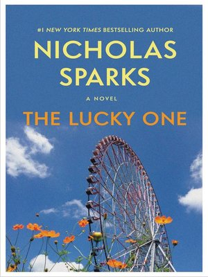 Click this cover for a(n) eBook sample of The Lucky One.