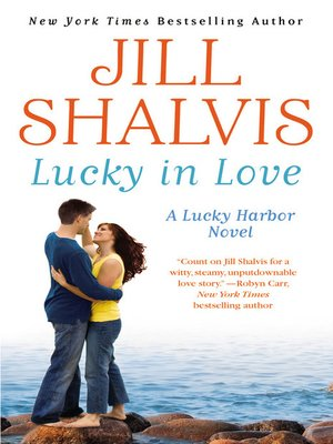 Cover of Lucky in Love