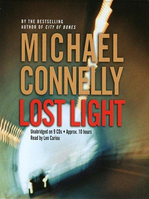 Click this cover for a(n) Audiobook sample of Lost Light.
