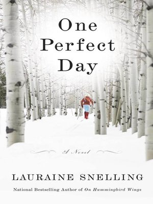 Click this cover for a(n) eBook sample of One Perfect Day.