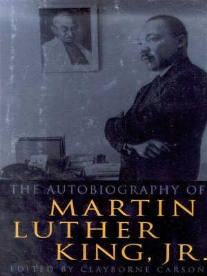 Click this cover for a(n) eBook sample of The Autobiography of Martin Luther King, Jr.