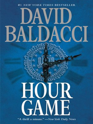 Click this cover for a(n) eBook sample of Hour Game