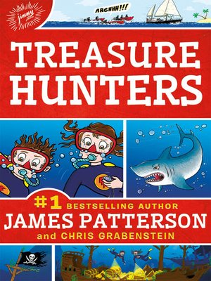 Click this cover for a(n) eBook sample of Treasure Hunters