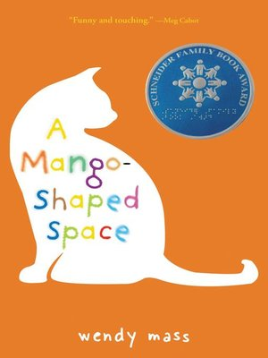 Click this cover for a(n) eBook sample of A Mango-Shaped Space