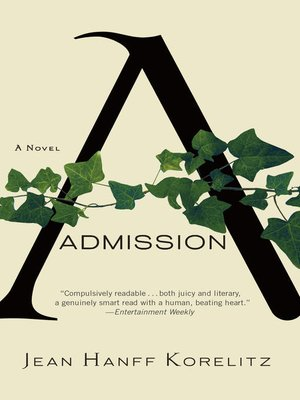 Click this cover for a(n) eBook sample of Admission.