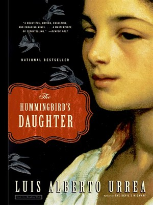 Click this cover for a(n) Audiobook sample of The Hummingbird's Daughter