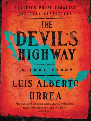 Click this cover for a(n) eBook sample of The Devil's Highway.