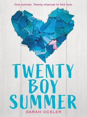 Click this cover for a(n) eBook sample of Twenty Boy Summer