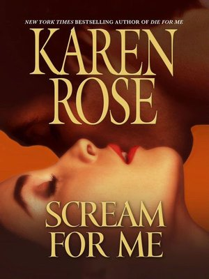 Cover of Scream for Me