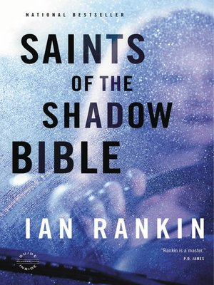 Click this cover for a(n) eBook sample of Saints of the Shadow Bible.