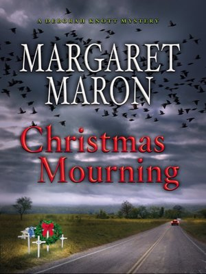 Click this cover for a(n) eBook sample of Christmas Mourning