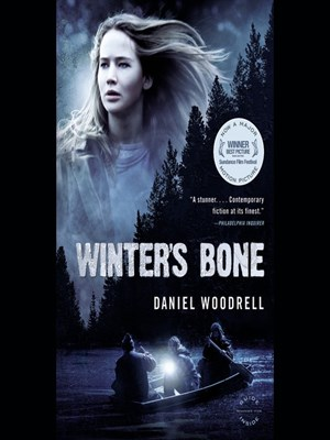 Click this cover for a(n) Audiobook sample of Winter's Bone.