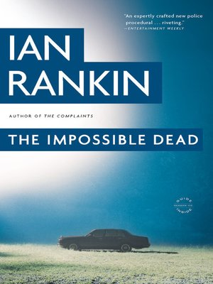 Click this cover for a(n) eBook sample of The Impossible Dead