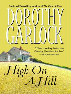 Click this cover for a(n) eBook sample of High on a Hill.