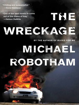 Click this cover for a(n) eBook sample of The Wreckage