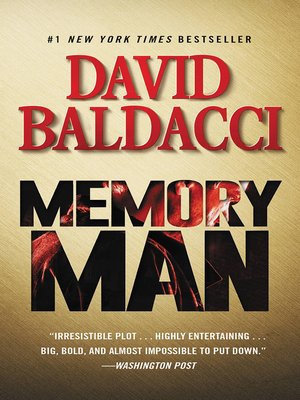 Cover of Memory Man