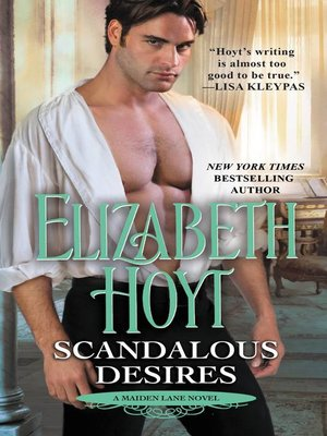 Cover of Scandalous Desires