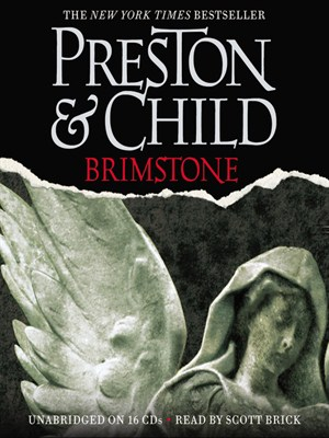 Click this cover for a(n) Audiobook sample of Brimstone.