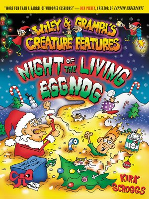 Cover of Night of the Living Eggnog