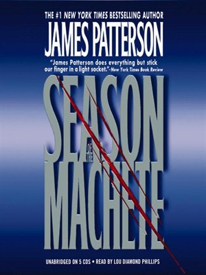 Click this cover for a(n) Audiobook sample of Season of the Machete.