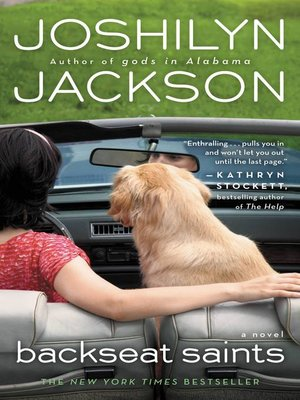 Click this cover for a(n) eBook sample of Backseat Saints.