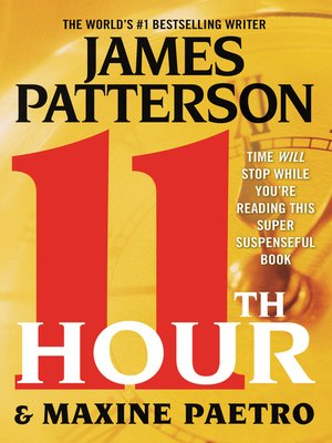Click this cover for a(n) eBook sample of 11th Hour