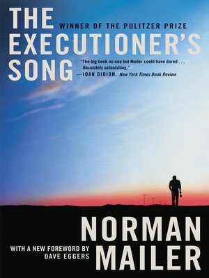 Click this cover for a(n) eBook sample of The Executioner's Song.