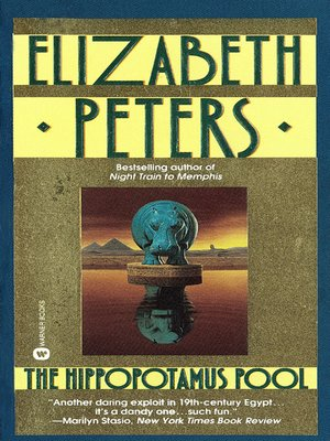 Click this cover for a(n) eBook sample of The Hippopotamus Pool.
