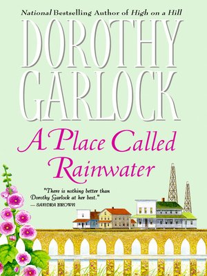 Click this cover for a(n) eBook sample of A Place Called Rainwater.