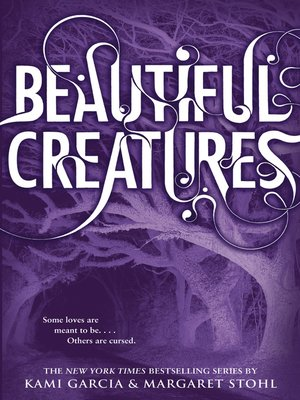 Click this cover for a(n) eBook sample of Beautiful Creatures.
