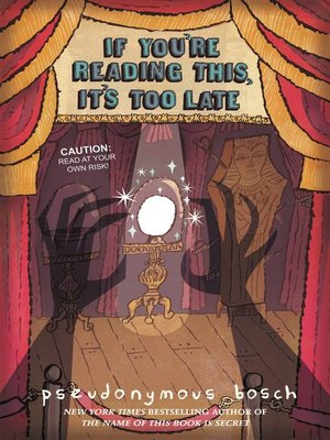 Cover of If You're Reading This, It's Too Late