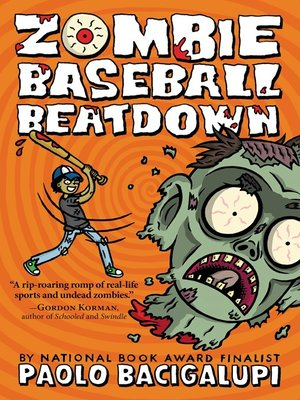 Cover of Zombie Baseball Beatdown