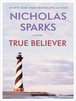 Click this cover for a(n) eBook sample of True Believer