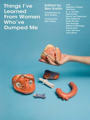 Click this cover for a(n) eBook sample of Things I've Learned from  Women Who've Dumped Me.