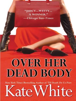 Click this cover for a(n) eBook sample of Over Her Dead Body.