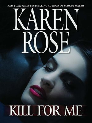 Click this cover for a(n) eBook sample of Kill for Me.