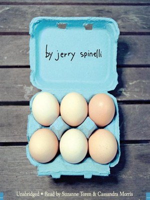 Click this cover for a(n) Audiobook sample of Eggs.