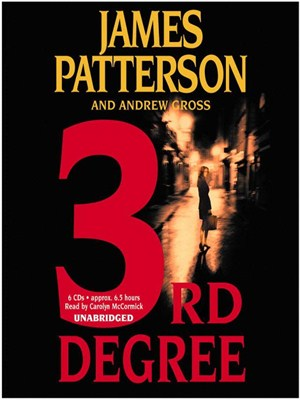 Click this cover for a(n) Audiobook sample of 3rd Degree.