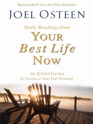 Click this cover for a(n) eBook sample of Daily Readings from Your Best Life Now